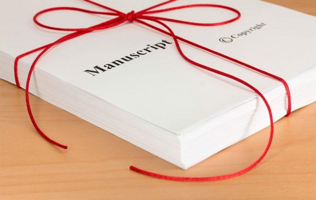 How to prepare your manuscript