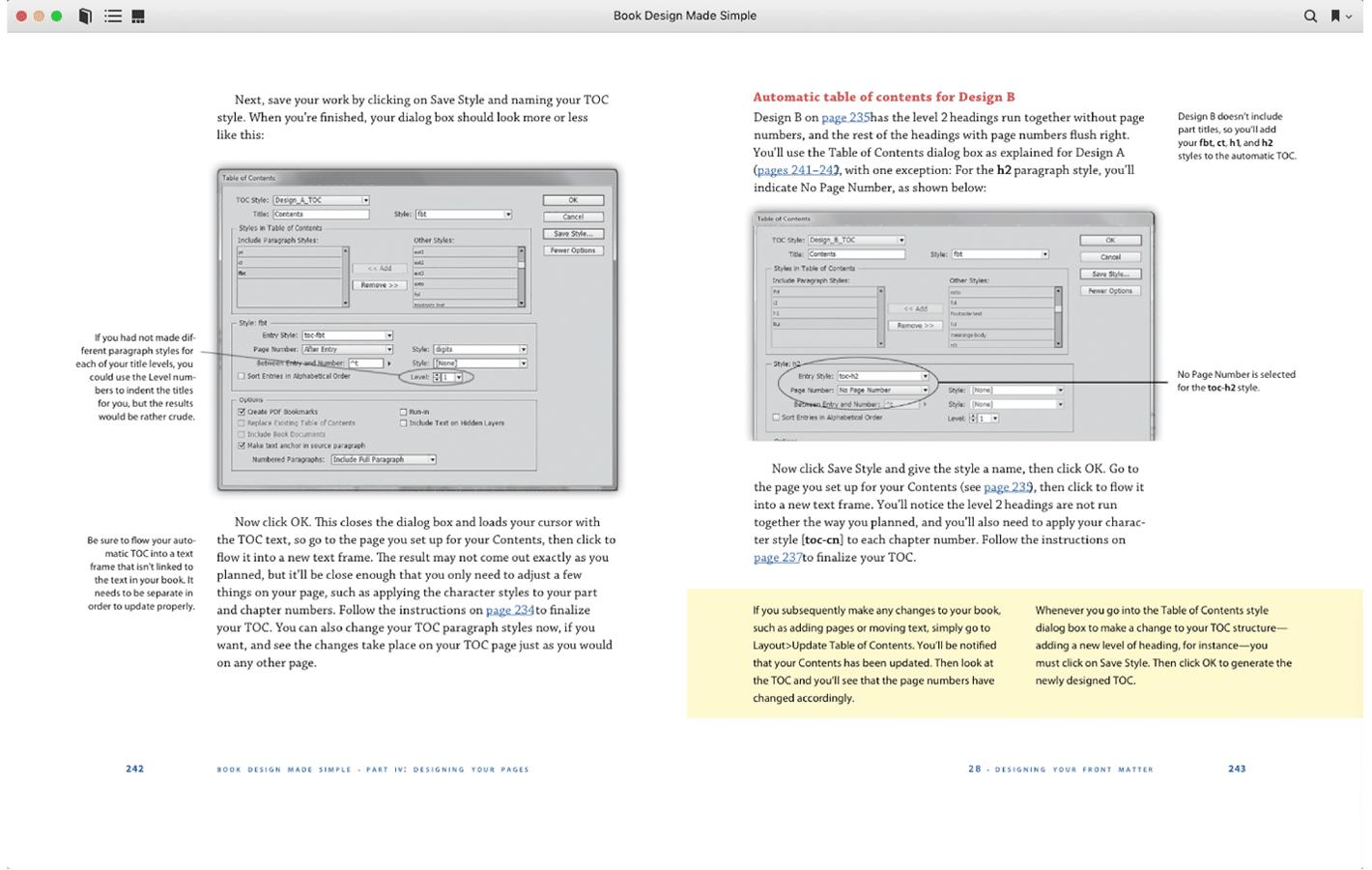 portfolio sample book design made simple ebook designworks