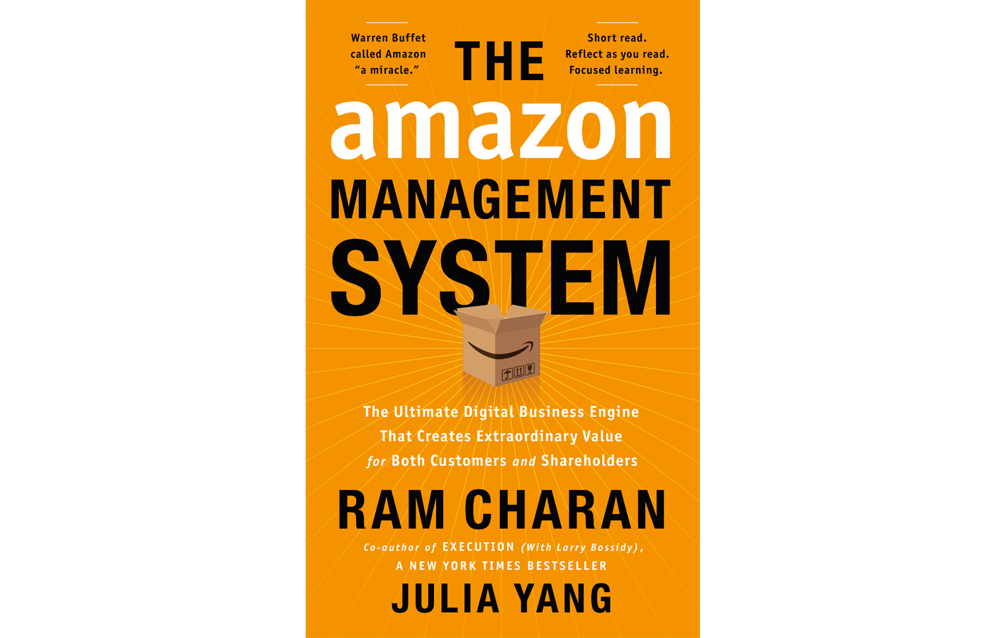 Cover for The Amazon Management System