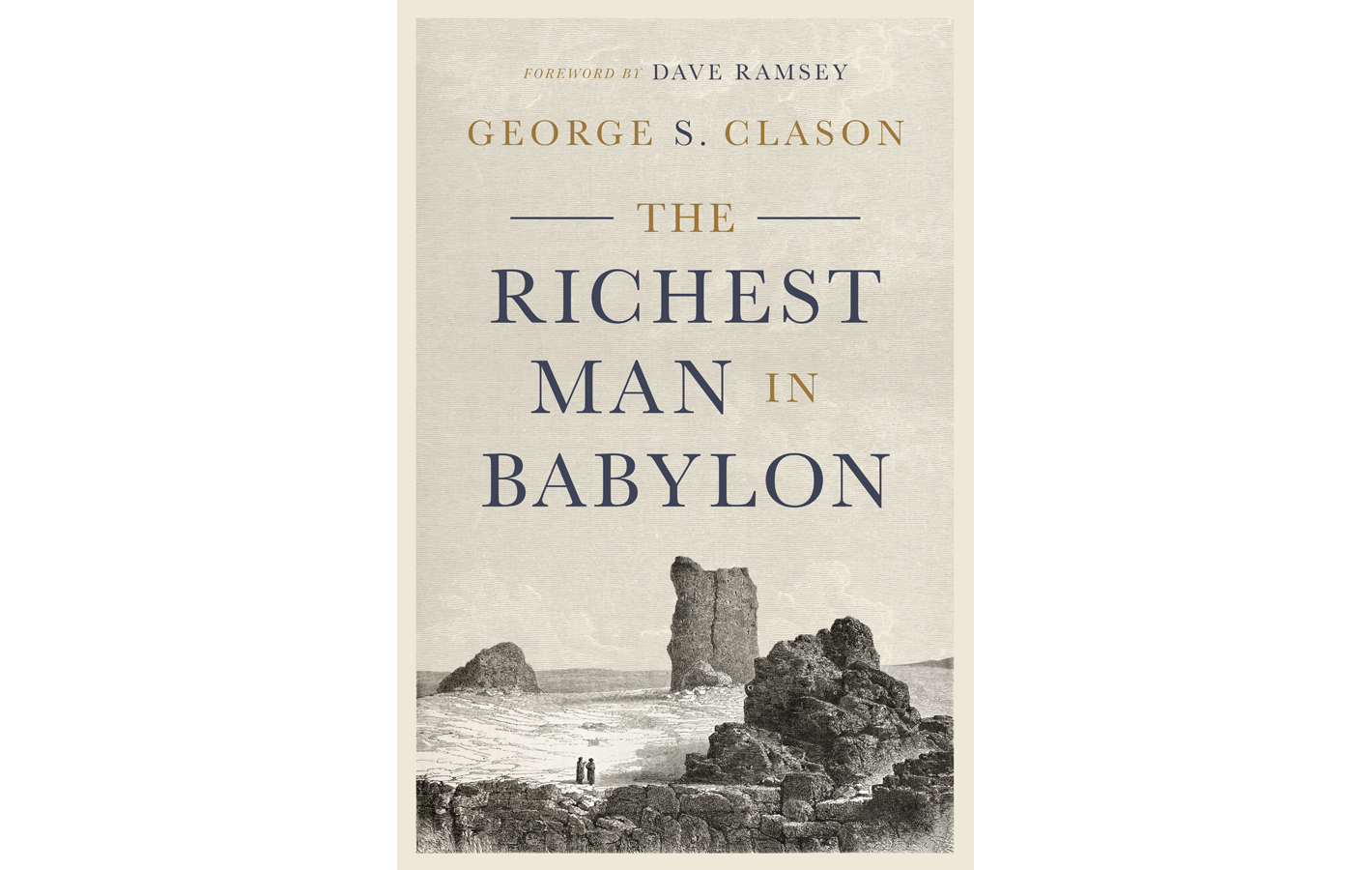 Cover for The Richest Man in Babylon