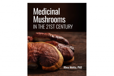 Cover for Medicinal Mushrooms